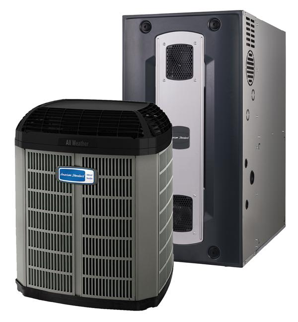 American Standard HVAC Units